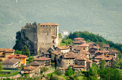Tenno, Trentino Alto Adige (Italy) Stock Images
