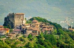 Tenno, Trentino Alto Adige (Italy) Royalty Free Stock Photos