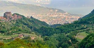 Tenno, Trentino Alto Adige (Italy) Stock Image