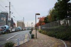 Tennoji区 图库摄影