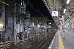 Tennoji station Stock Photos