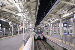 Tennoji station Stock Images