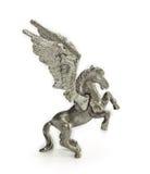 Tennstatyett av Pegasus Royaltyfri Fotografi