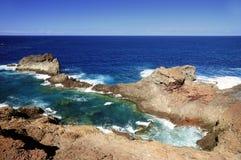 Teno en Tenerife Imagenes de archivo
