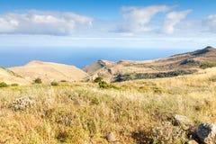 Free Teno Mountains Of Teneriffe Royalty Free Stock Photo - 31478595