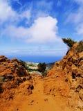 Teno Mountains Stock Images