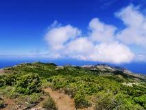 Teno, Tenerife Zdjęcia Stock