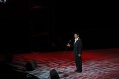 Tenor célèbre Cheng Zhi-theFamous de Chinois et classicconcert Photos libres de droits