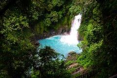 tenorio водопада Стоковая Фотография