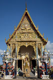 Tenple in Koh Samui Stock Photo