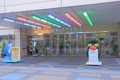Tenpozan Market Place Shopping Mall Osaka Japan Royalty Free Stock Photos