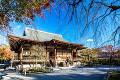 Tenryu-ji Świątynny Arashiyama Kyoto fotografia stock