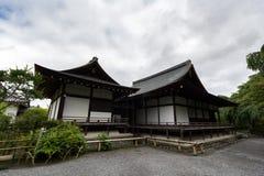 Tenryu-ji, templo em Kyoto, Japão Foto de Stock Royalty Free