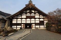 Tenryu-ji Zen Temple en Arashiyama. Imagenes de archivo