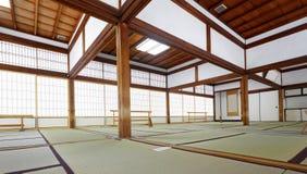 Tenryuji寺庙Daihoujyo Arasiyama京都日本 免版税库存图片