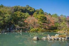 Tenryuji Temple in Arashiyama, Kyoto, Japan Royalty Free Stock Photo