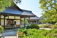 Tenryuji zen buddyjska świątynia Arashiyama kyoto Japonia Zdjęcia Royalty Free
