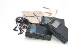 Tens Unit ,Medical equipment Royalty Free Stock Photo