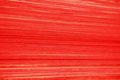 Tense a red thread. Tense red thread stripes background Stock Photos