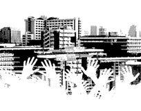 Tensión de la ciudad