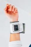 Tensiometer Foto de Stock Royalty Free