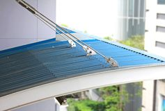 Free Tension Rods For Suspension Roof Royalty Free Stock Images - 109060159