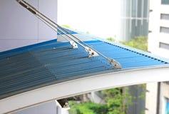 Tension Rods pour le toit de suspension images libres de droits