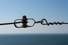 Tensioner провода Стоковая Фотография RF