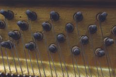 Tensioners strings royalty free stock photos