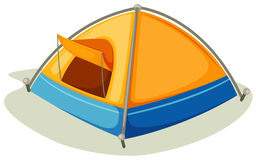 Tent vector illustration
