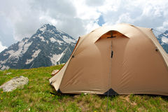 Tent Royalty Free Stock Photos