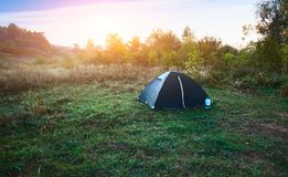 Tent Royalty Free Stock Photo