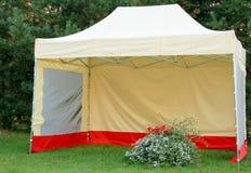 tent Royaltyfri Foto