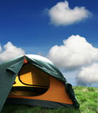 Tent Royalty Free Stock Photography