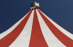 Tent. Circus tent in Hamburg, germany Stock Photo