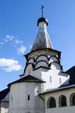 Tent of the Assumption Refectory Church of the Saviour Monastery of St. Euthymius, Russia, Suzdal royalty free stock photography