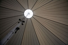Tent Ceiling Royalty Free Stock Image
