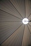 Tent Ceiling Stock Photo