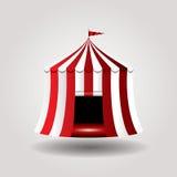 Tent circus vector illustration
