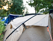 Tent detail royalty free stock images