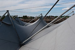 Tent details Stock Photos