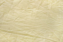 Tent fabric beige Royalty Free Stock Images