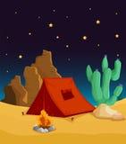 Tent house Stock Photo