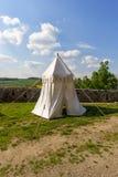 Tent knight Stock Photo