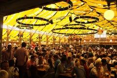 Tent (Oktoberfest 2013) Royalty Free Stock Image