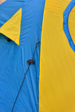 Tent pattern Royalty Free Stock Photo