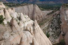 Tent Rocks Royalty Free Stock Photos