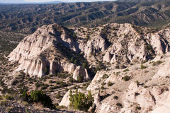 Tent Rocks, New Mexico Stock Photography