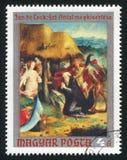 Tentação de St Anthony Imagens de Stock