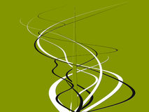 Tentacules illustration de vecteur